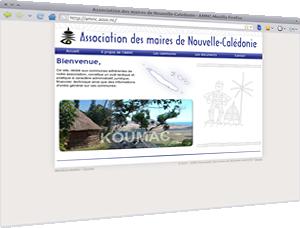 Association des maires de Nouvelle-Calédonie