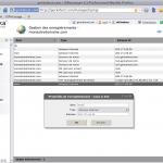 Gestion des enregistrements DNS