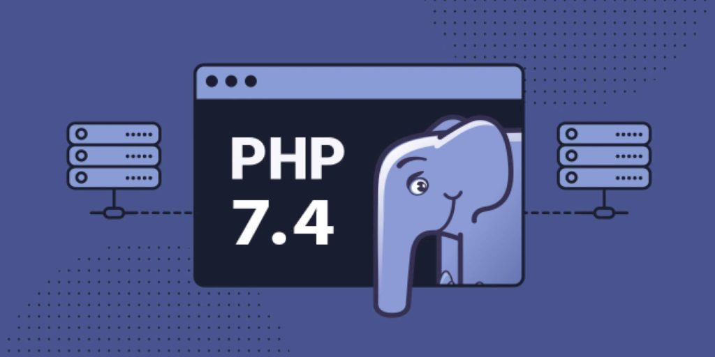 PHP 7.4 disponible